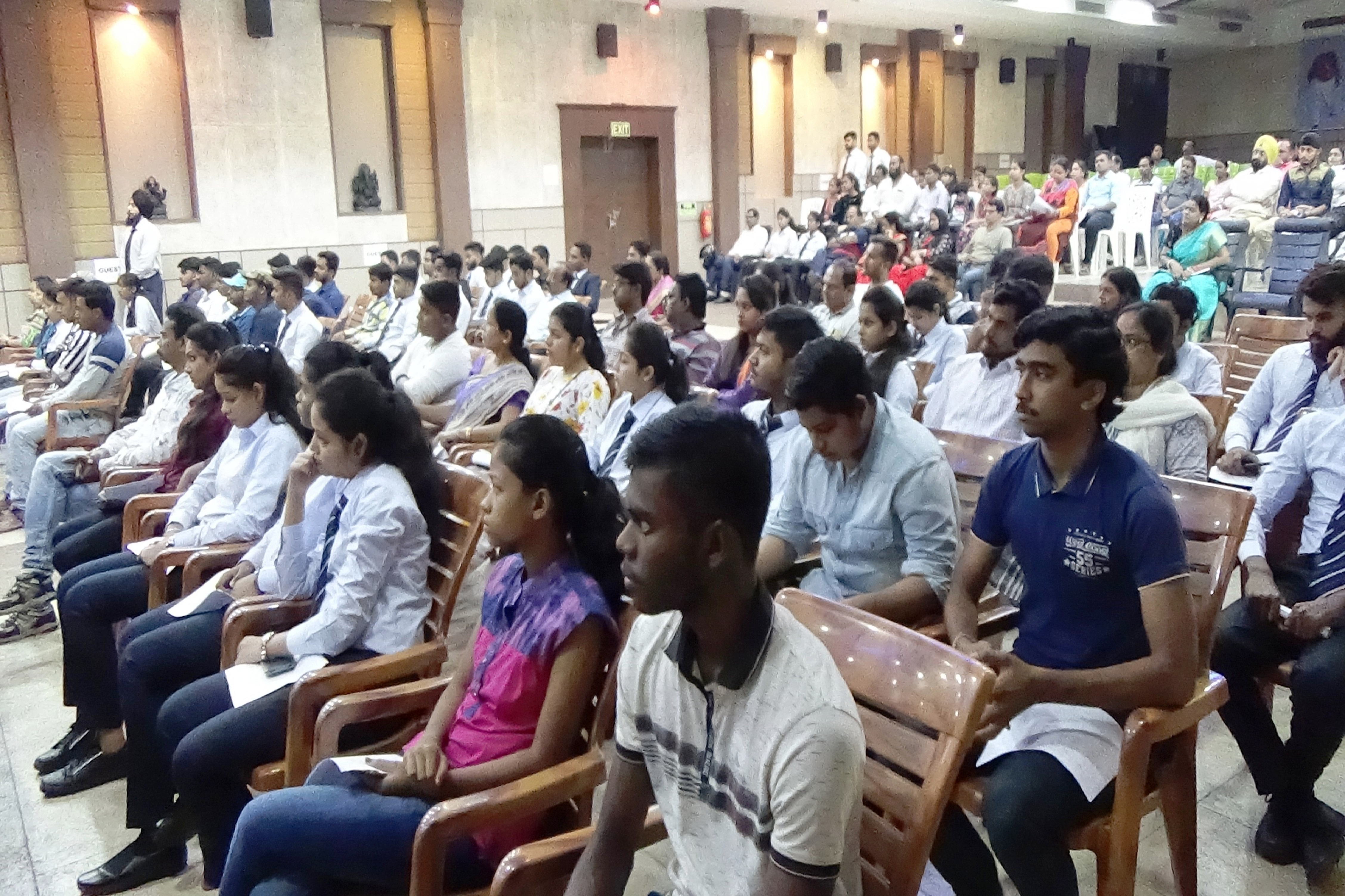 Induction Programme 2019 for Undergraduate Students